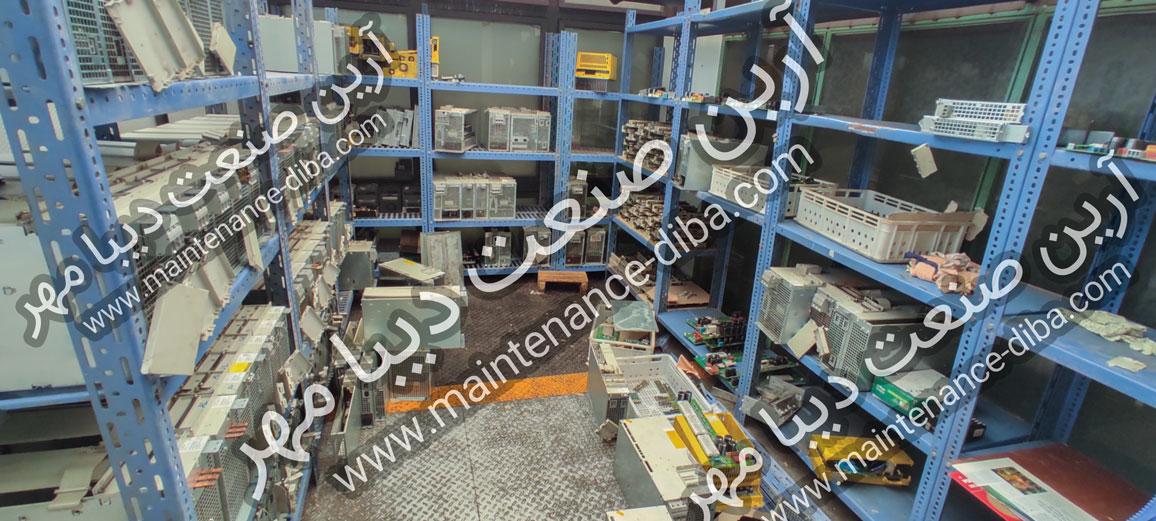 بزرگترین مرکز تعمیرات سیمو درایو 611 SimoDrive 611 Siemens